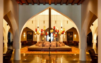 The Chedi Muscat | Oman |